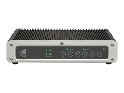 QNAP IVW-FD122 Video wall controller DVI 4 x DVI fanless