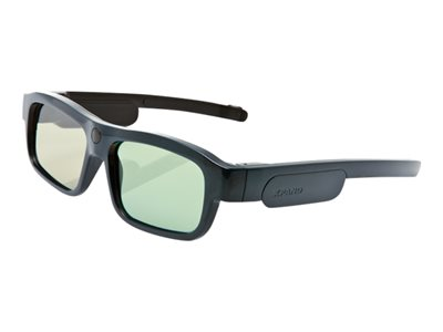 XPAND X104 3D glasses active shutter large size blue