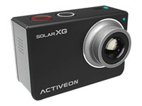 ACTIVEON SOLAR XG - Action camera - mountable - 1080p / 30 fps - 3.5 MP - Wi-Fi - underwater up to 60 m
