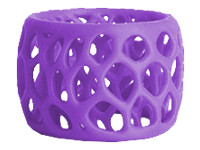 3D Systems - Purple - ABS filament (3D) - for 3D Systems CubePro, CubePro Duo, CubePro Trio