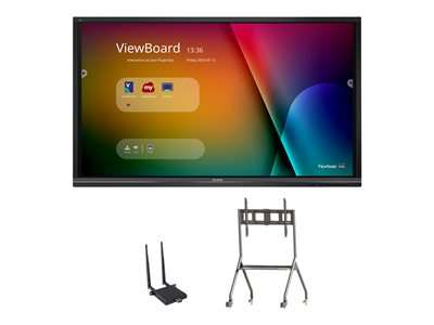 ViewSonic IFP5550-E4 55INCH Diagonal Class (55INCH viewable) LED display interactive