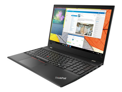 Lenovo ThinkPad T580 15.6' I7-8550U 8GB 256GB Intel UHD Graphics 620 Windows 10 Pro 64-bit