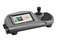 AMX Modero NXP-PLV Camera / camera positioning devices control 6 buttons display LCD -