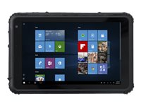 "Caterpillar T20 - Tablette - Atom Z8350 / 1.44 GHz - Windows 10 Home - 2 Go RAM - 64 Go SSD - 8"" IPS écran tactile 800 x 1280 - HD Graphics 400 - Bluetooth - 4G - robuste"