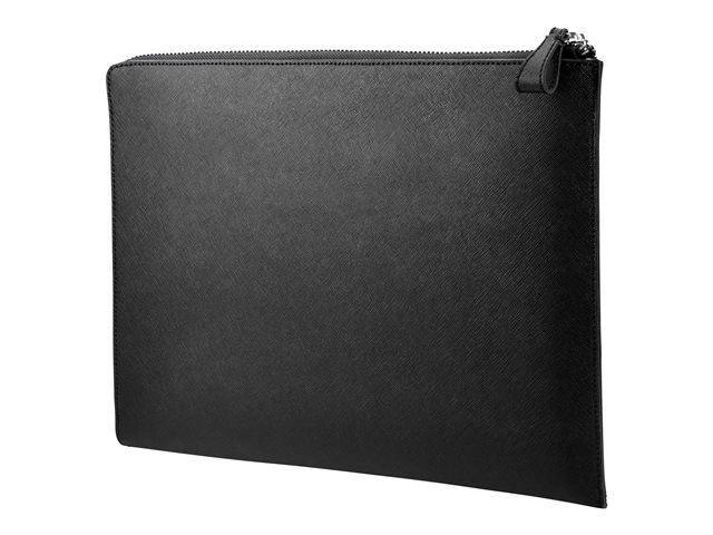 HP Split Leather Sleeve - housse d'ordinateur portable