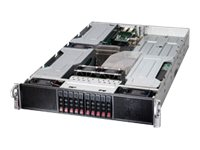 Supermicro SuperServer 2028GR-TRH Server rack-mountable 2U 2-way RAM 0 GB SATA