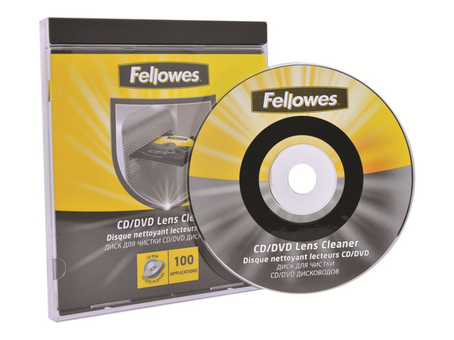 Image of Fellowes cleaning disk