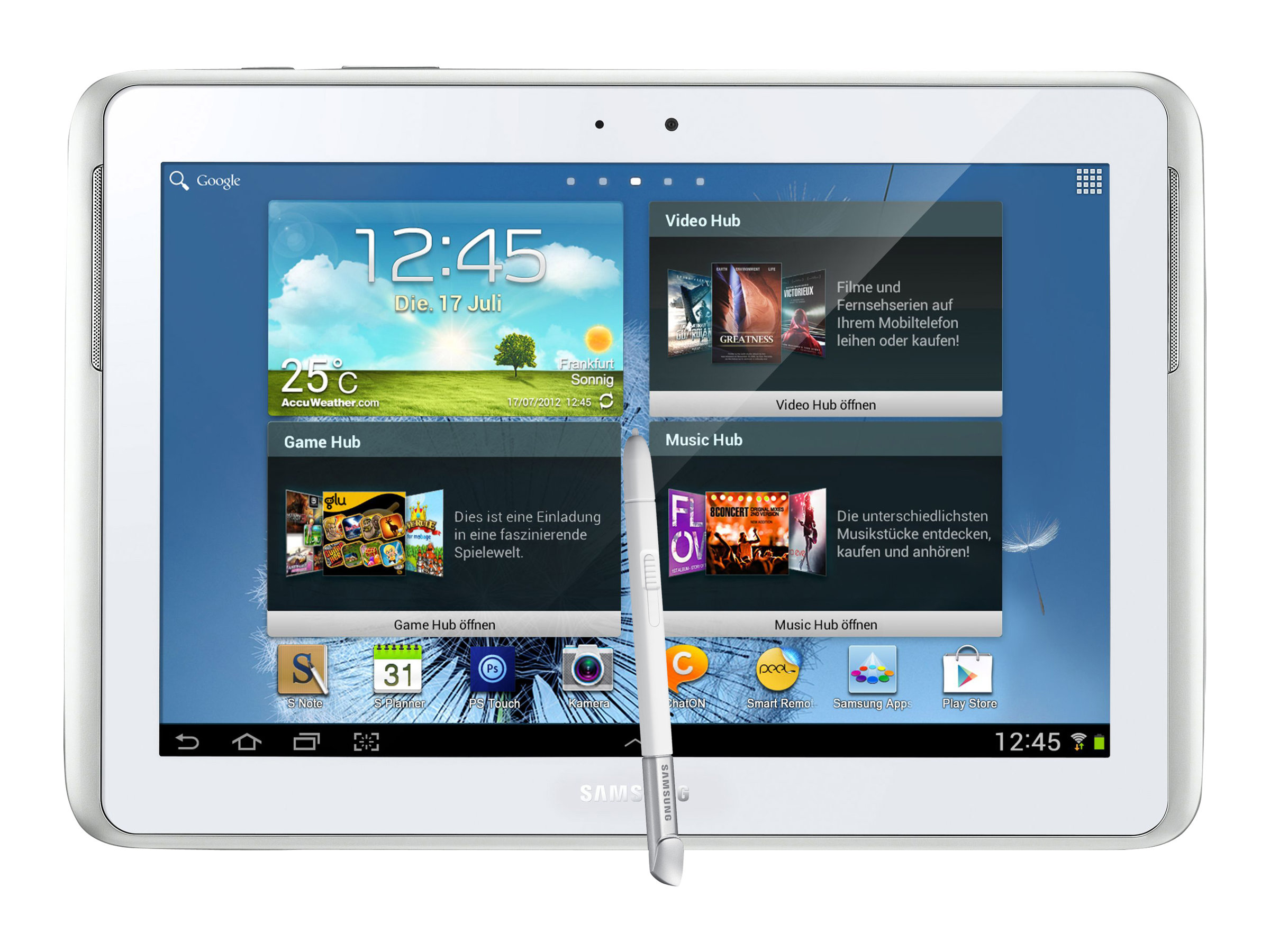 """Samsung Galaxy Note 10.1 - 2014 Edition - tablet - Android 4.3 (Jelly Bean) - 16 GB - 10.1"""""""