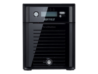 BUFFALO TeraStation 5400 WSS - NAS server - 4 bays - 12 TB - SATA 3Gb/s - HDD 3 TB x 4 - RAID 0, 1, 5, JBOD - Gigabit Ethernet - iSCSI - with 3 years 24-hour TeraStation VIP HDD Exchange Service