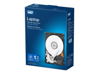 "WD Laptop Mainstream WDBMYH0010BNC - Disque dur - 1 To - interne - 2.5"" - SATA 3Gb/s - 5400 tours/min - mémoire tampon : 8 Mo"