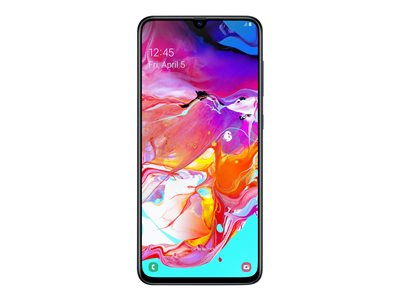Samsung Galaxy A70 6.7' 128GB 4G Sort