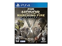 For Honor Marching Fire Edition PlayStation 4