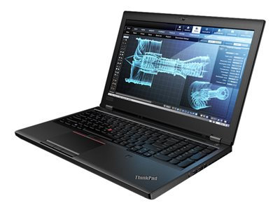 "Lenovo ThinkPad P52 - 15.6"" - Core i7 8850H - 16 GB RAM - 512 GB SSD"
