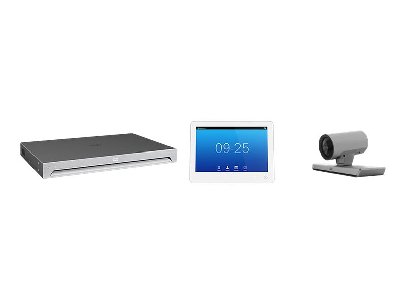 Cisco TelePresence System SX80 Codec, Precision 60 Camera, and Touch 10 - Kit für Videokonferenzen