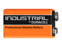 Picture of Duracell INDUSTRIAL ID1604 - battery - 10 x 9V - Alkaline (ID1604B10)