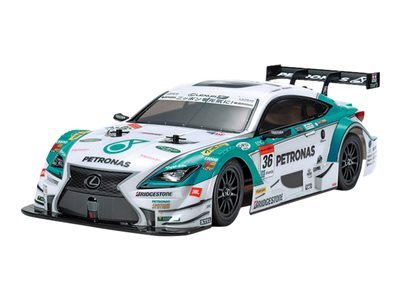 - Petronas TOM's RC F (TT-02 Chassis)