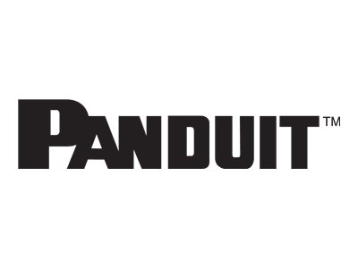 Panduit cable raceway end cap