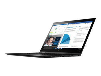"Lenovo ThinkPad X1 Yoga 20JD - Flip design - Core i5 7200U / 2.5 GHz - Win 10 Pro 64-bit - 8 GB RAM - 256 GB SSD TCG Opal Encryption 2, NVMe - 14"" IPS touchscreen 2560 x 1440 (WQHD) - HD Graphics 620 - Wi-Fi, NFC, Bluetooth - 4G - black"
