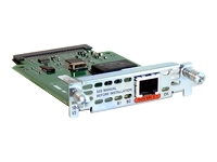 Cisco - ISDN terminal adapter - ISDN BRI ST - for Cisco 17XX, 1841, 1921 4-pair, 1921 ADSL2+, 19XX, 28XX, 29XX, 37XX, 3845 V3PN, 38XX, 39XX