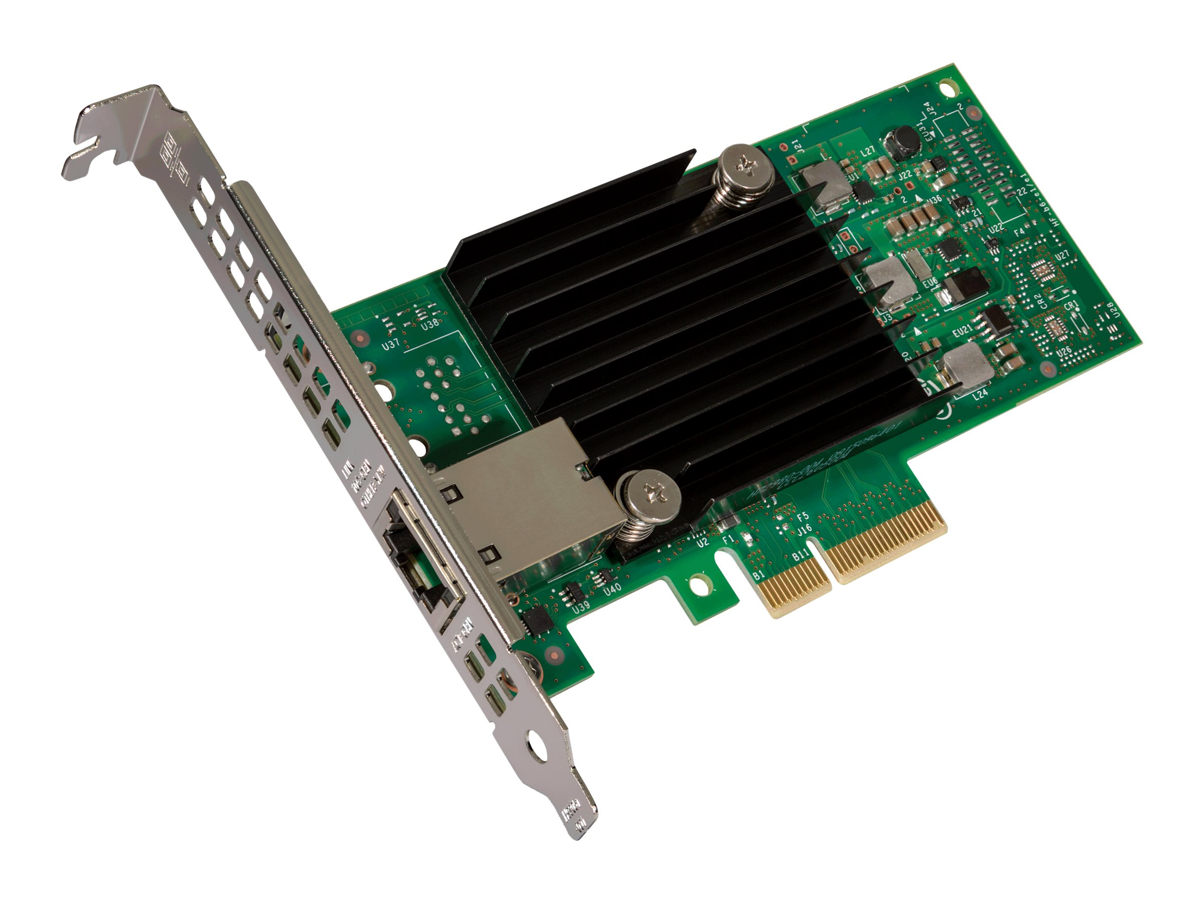 Intel Ethernet Converged Network Adapter X550-T1 - Netzwerkadapter - PCIe 3.0 x4 Low Profile - 10Gb Ethernet x 1