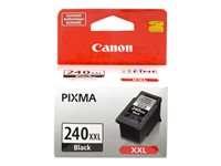Canon PG-240XXL XXL size pigmented black original ink cartridge