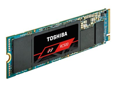Toshiba RC500 Series THN-RC50Z2500C8(CS - Solid-State-Disk - 250 GB - intern - M.2 2280 - PCI Express 3.1a x2 (NVMe)