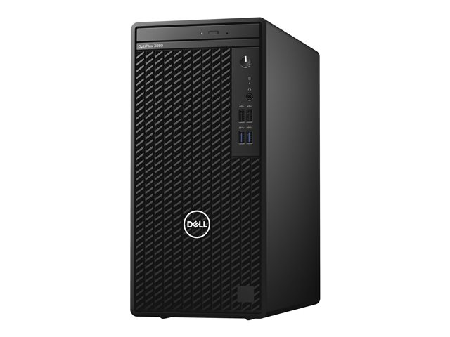 Image of Dell OptiPlex 3080 - MT - Core i5 10500 3.1 GHz - 8 GB - HDD 1 TB - with 1-year Basic Onsite (CH - 3-year)