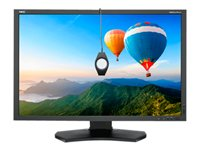 NEC MultiSync PA302W-BK-SV LED monitor 30INCH (29.8INCH viewable) 2560 x 1600 AH-IPS