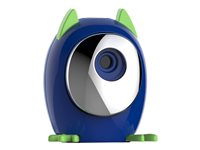 WowWee Snap Pets Blue Cat Digital camera compact 0.3 MP Bluetooth blue image