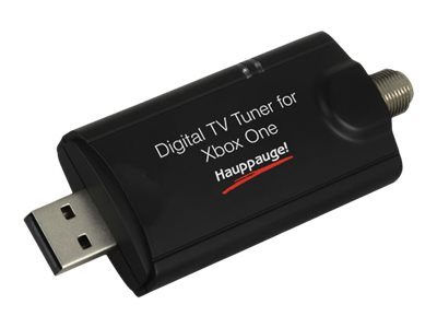 Hauppauge Digital TV for Xbox One Digital TV tuner ATSC USB for Xbox One