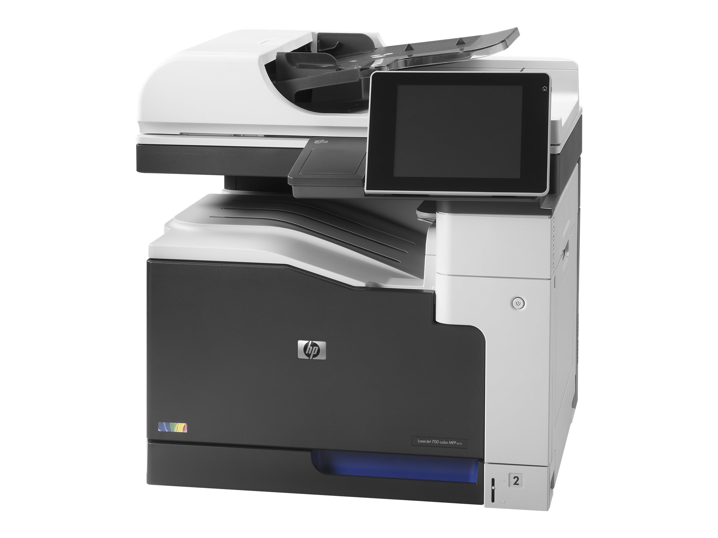 HP LaserJet Enterprise MFP M775dn - Multifunktionsdrucker - Farbe - Laser - A3/Ledger (297 x 432 mm) (Original) - A3/Ledger (Medien)