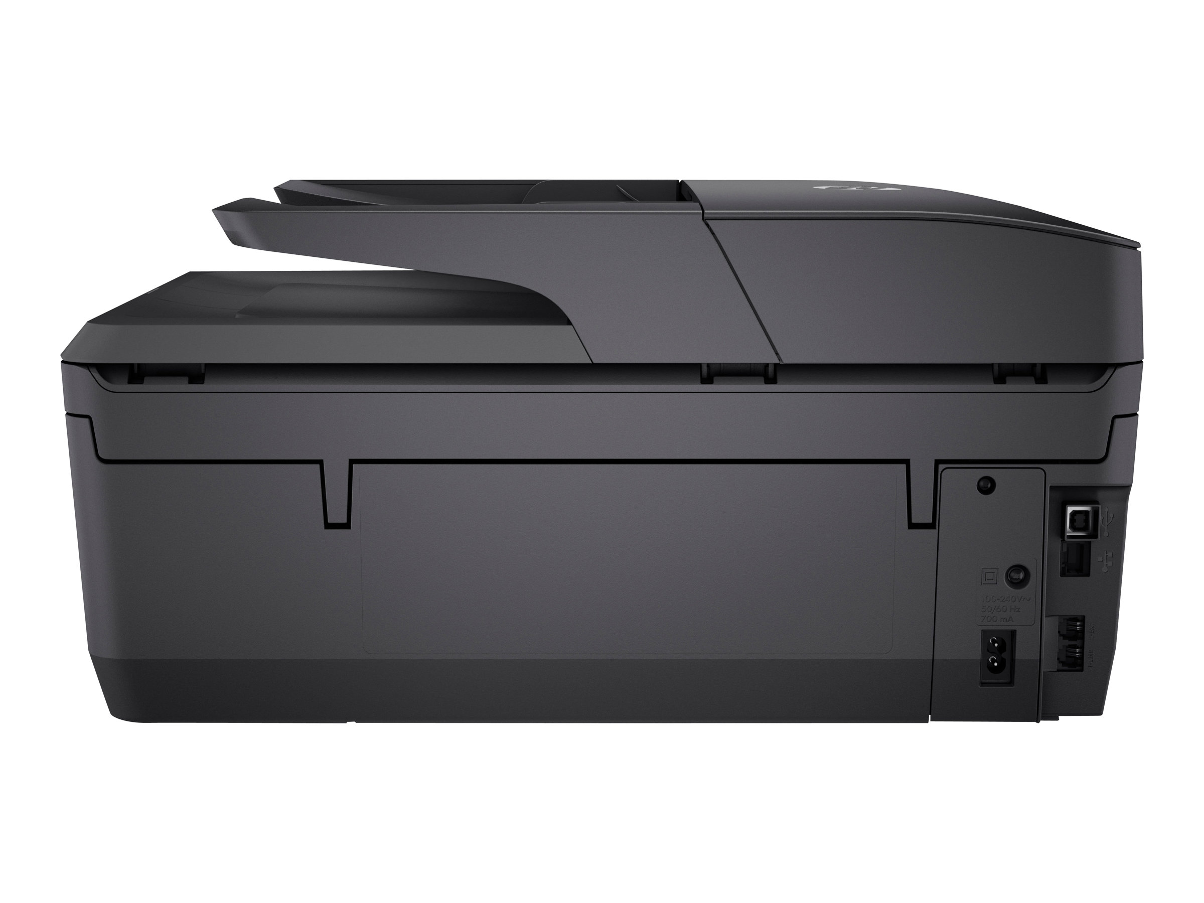 Imprimante HP Color Officejet Pro 6960 All-in-One vue arrière