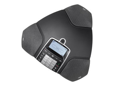 Konftel 300Wx - WIRELESS Analogue and SIP Conference Phone - DECT\GAP (Liquorice Black)