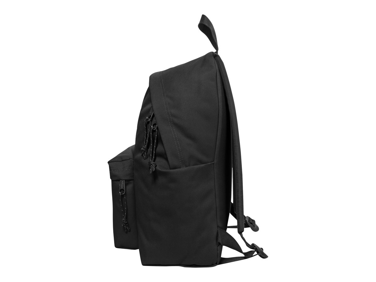 eastpak padded pak 39 r sac dos polyester noir sacs eastpak. Black Bedroom Furniture Sets. Home Design Ideas
