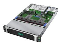 HPE ProLiant DL385 Gen10 Entry Server rack-mountable 2U 2-way 1 x EPYC 7251 / 2.1 GHz