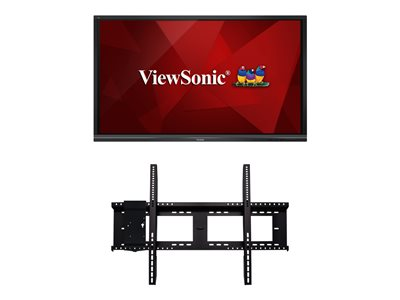 ViewSonic ViewBoard IFP7550 75INCH Class LED display interactive communication