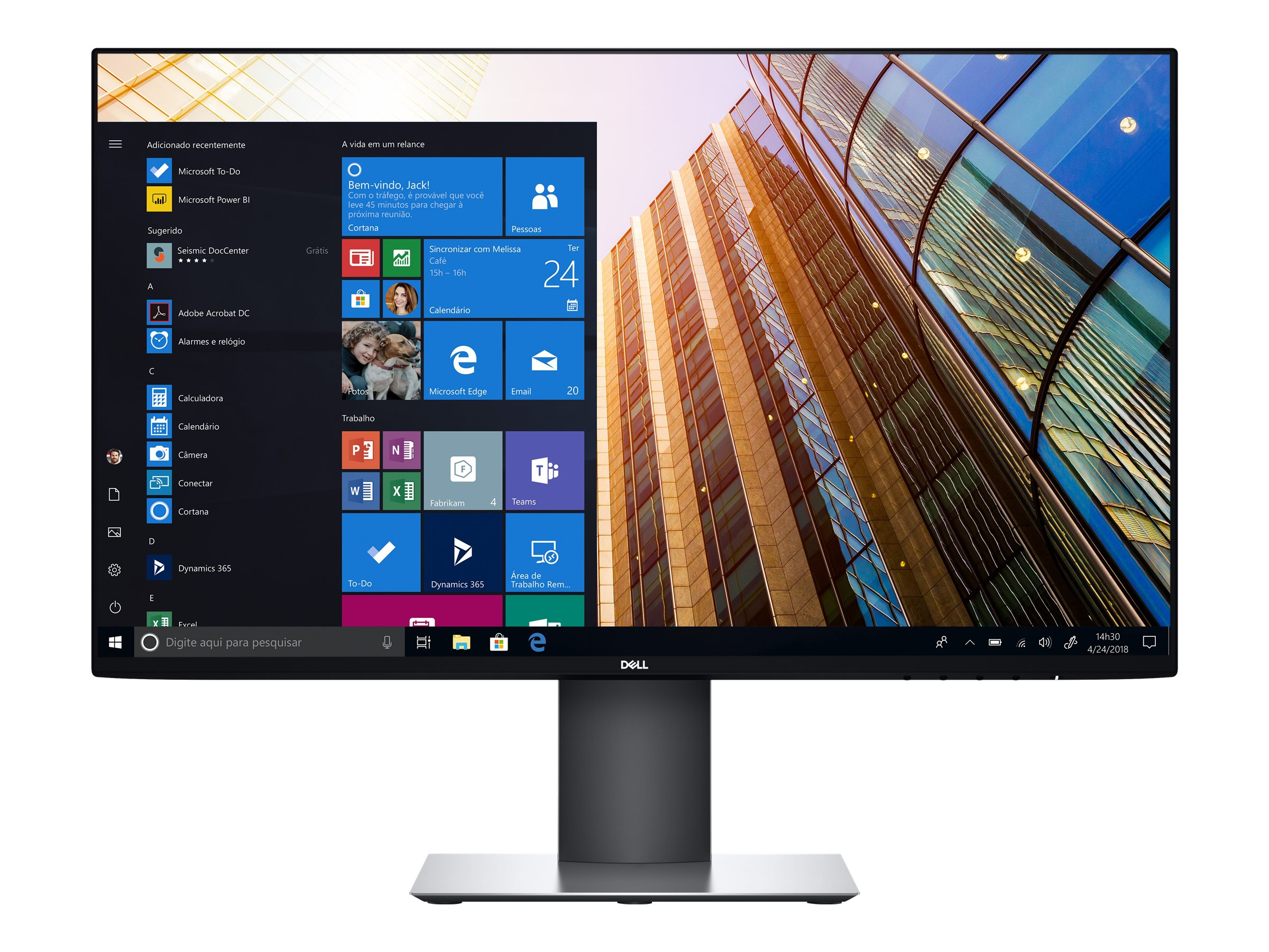 Dell UltraSharp U2419H - LED monitor - Full HD (1080p) - 24""