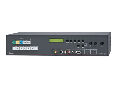 Extron TDSourcing System 7SC video scaler / audio switcher