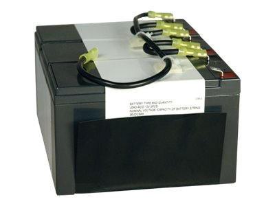 Tripp Lite UPS Replacement Battery Cartridge 36VDC for select SLT UPS Systems - UPS battery - lead acid