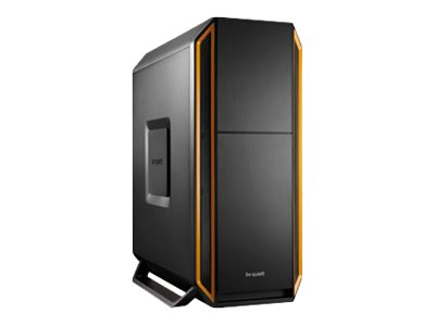 be quiet! Silent Base 800 - Tower - ATX - ohne Netzteil - orange - USB/Audio