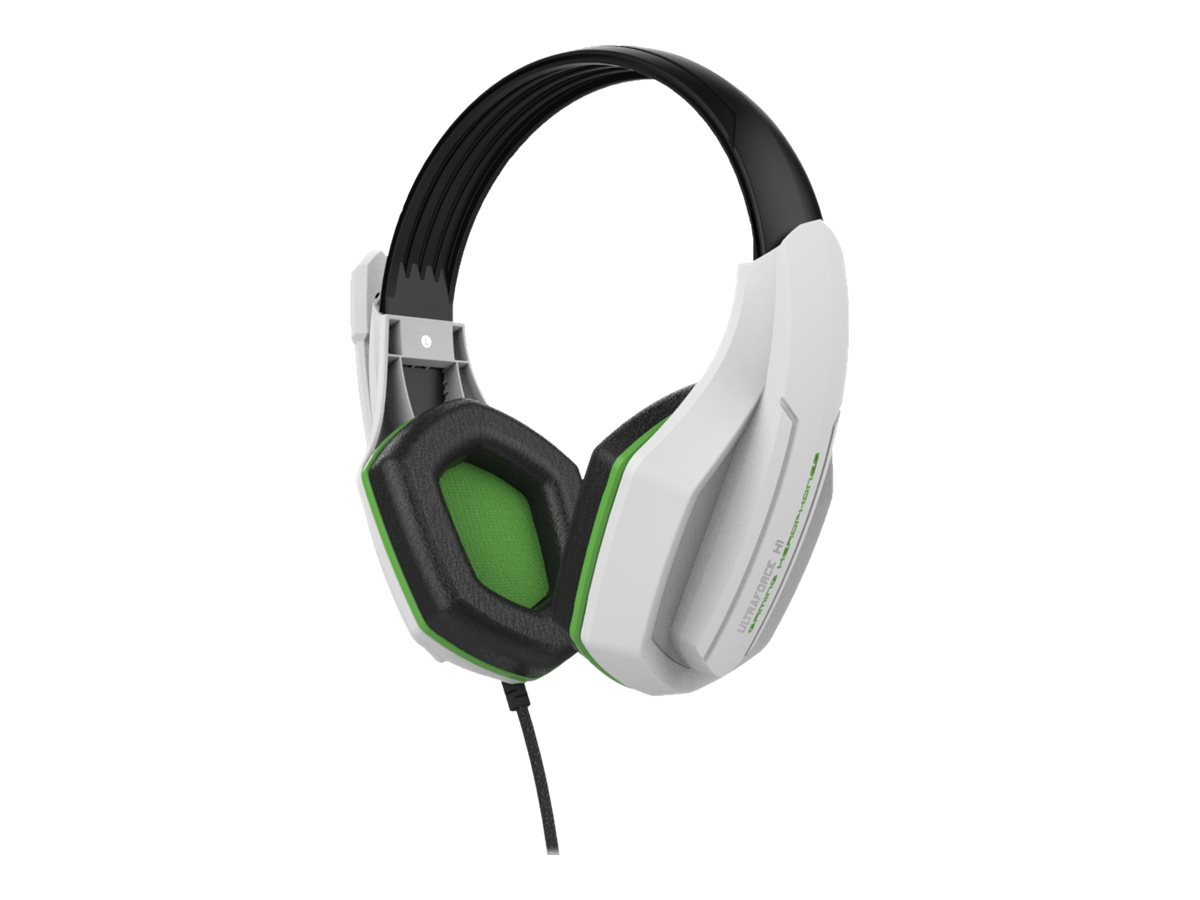 Ultron ULTRAFORCE H1 - Headset - Full-Size