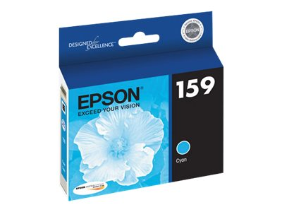 Epson 159 Cyan original ink cartridge for Stylus Photo R2000