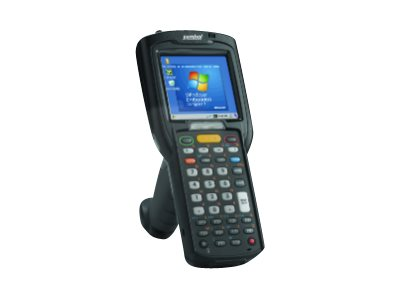 Zebra MC3200 Gun Premium Data collection terminal Win Embedded Compact 7 4 GB
