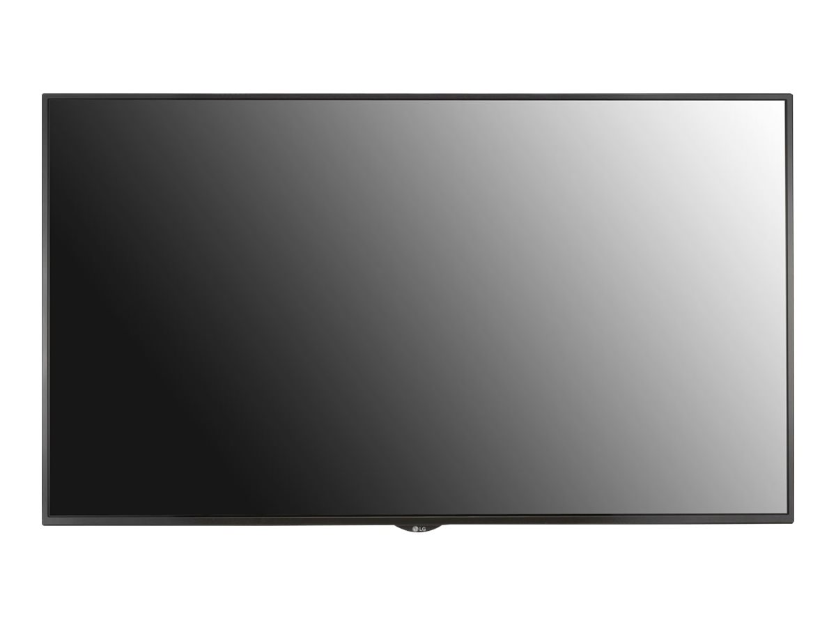 "LG 65UH5C - 65"" Class UH5C Series LED display - digital signage - webOS - 4K UHD (2160p) 3840 x 2160 - black"