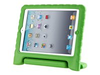 i-Blason ArmorBox Kido Back cover for tablet silicone, polycarbonate green