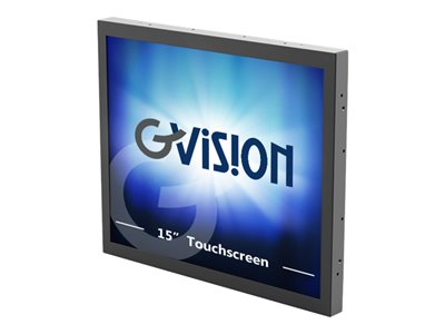 GVision o Series O15 LED monitor 15INCH open frame touchscreen 1024 x 768 300 cd/m²