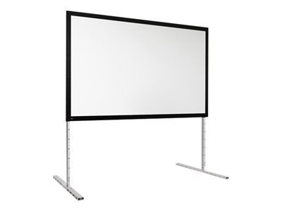 Draper FocalPoint 4:3 NTSC Format Projection screen with legs 210INCH (209.8 in) 4:3