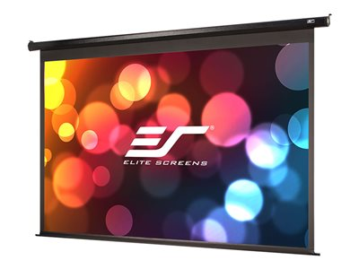 Elite Spectrum Series Electric100H-AUHD Projection screen ceiling mountable, wall mountable