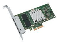 Intel Ethernet Server Adapter I340-T4 - Netzwerkadapter - PCIe 2.0 x4 Low-Profile - Gigabit Ethernet x 4