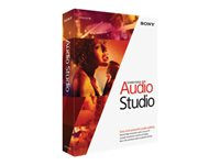 Sound Forge Audio Studio (v. 10) license 1 user ESD Win